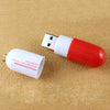 Custom Pill USB 0091U Pill USB Flash drive