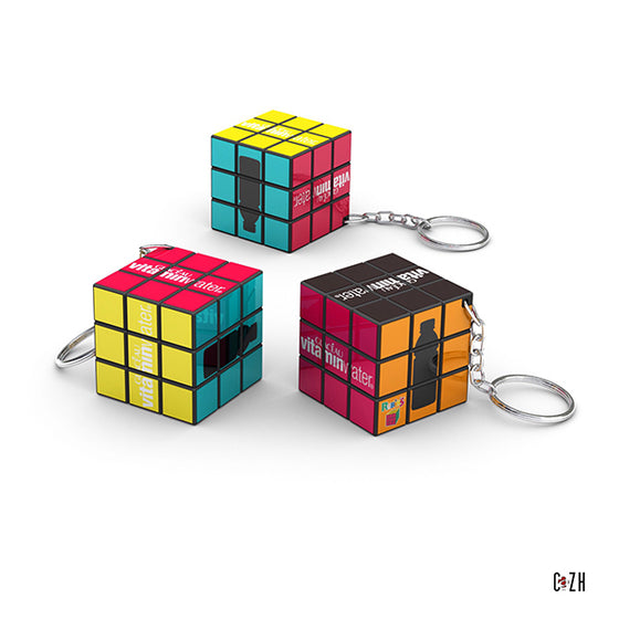 Custom Rubik's Cube for Promotion Keychain Rubik's Cube Rubik's cube Supplier Custom Rubik's cube Supplier Philippines Corporate Gifts Corporate Giveaways Rubik's Merchandise