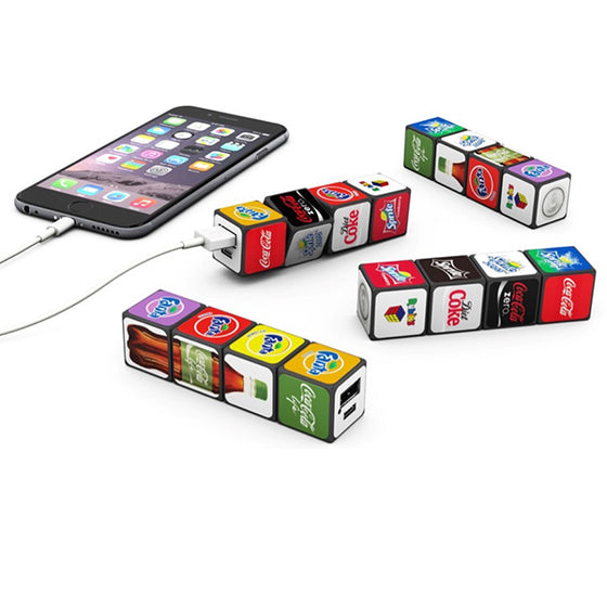 Custom Rubik's Mini Power bank Rubik's Supplier Philippines Corporate Gifts Corporate Giveaways