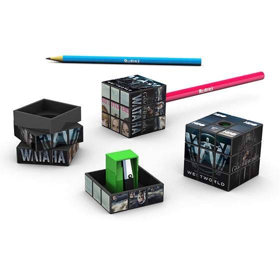 Custom Rubik's Pencil Sharpener Rubik's Supplier Philippines Corporate Gifts Corporate Giveaways