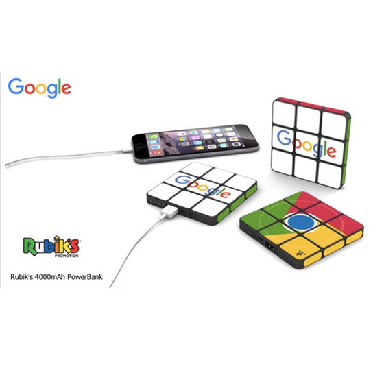 Custom Rubik's Power bank Corporate Gifts Ideas