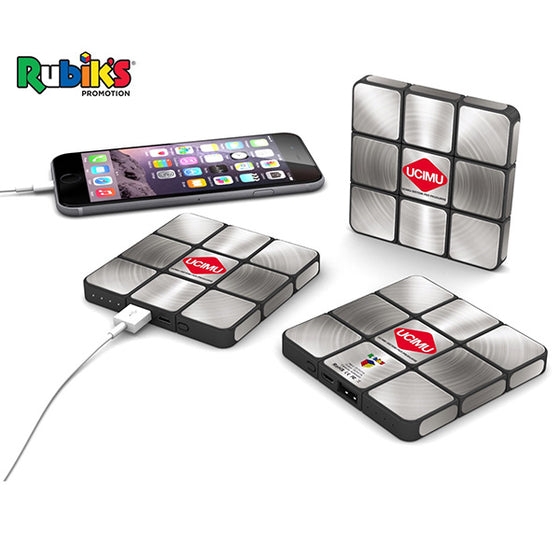 Custom Rubik's Power bank Corporate Gifts Philippines