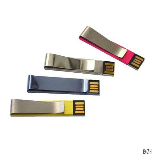Best Quality Custom USB Flash drive Tie Clip USB Philippine USB Manufacturer Corporate Gifts