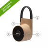 Eco-friend Speaker Gift BND503 Lann Plant fiber