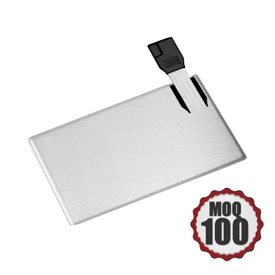 0105U Metal Card USB