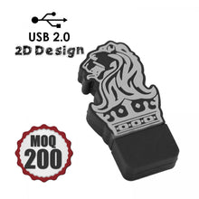 2D Rubber USB Flash drive Philippines Custom Rubber Flash drive