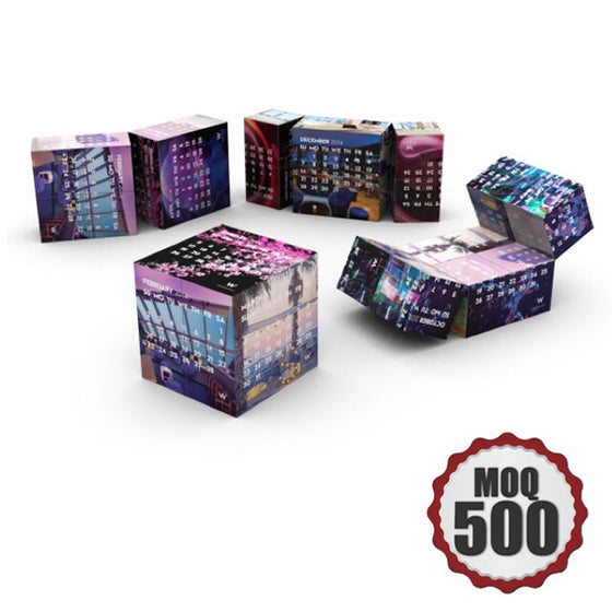 Magic Cube 6m Corporate Gift