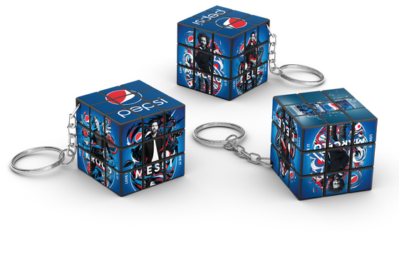 Pepsi keychain Rubik's cube Supplier Custom Rubik's cube Supplier Philippines Corporate Gifts Corporate Giveaways Rubik's Merchandise