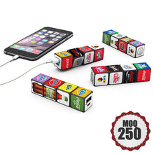 Personalized Rubik's Mini Power bank Corporate Gifts Ideas