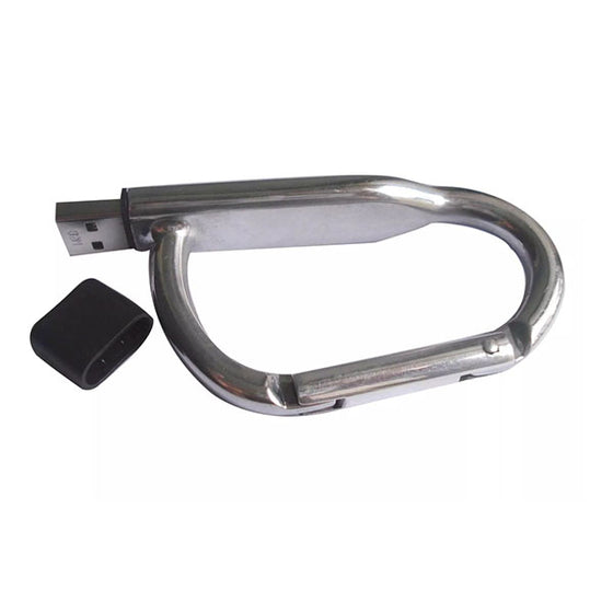 Promo USB Flash drive 0059 Carabiner Metal USB