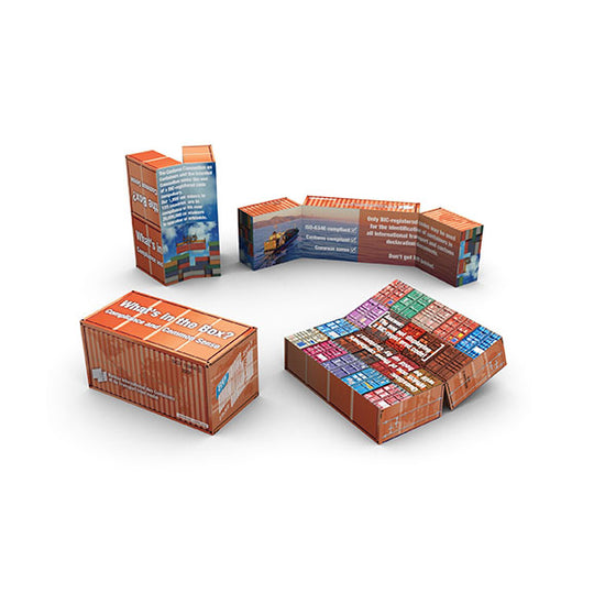 Puzzle Corporate Gift Promotional Material Magic Container