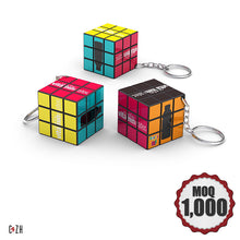 Rubik's Keychain Customizable Rubik's Keychain for Corporate Giveaways Corporate Gifts Philippines