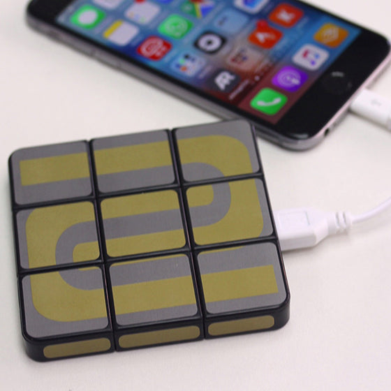 Rubik's Power bank Flat 4,000mAh
