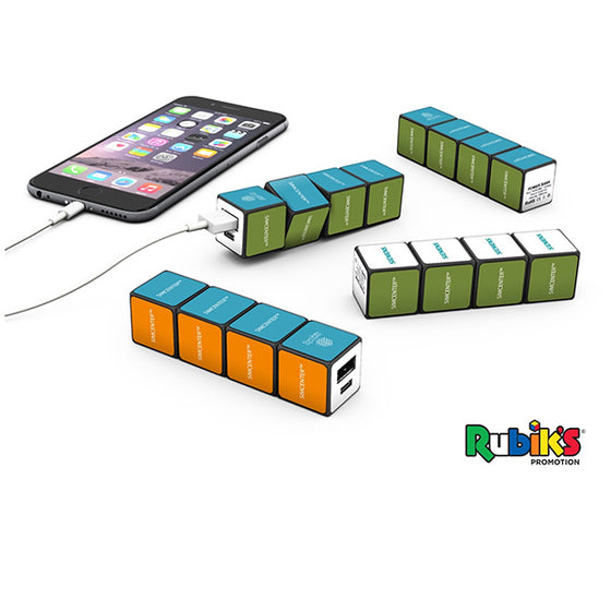 Rubik's power bank Rubik's Supplier Philippines Corporate Gifts Corporate Giveaways