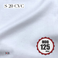 S20 CVC Comb Cotton Fabric