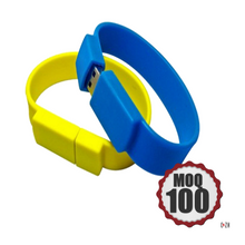 0066U USB Bracelet USB Wristband Customizable USB Philippine USB Flash drives