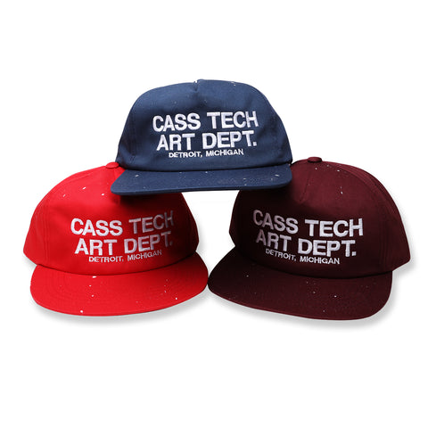 Cass Tech Art Dept. Hat (Limited Edition)