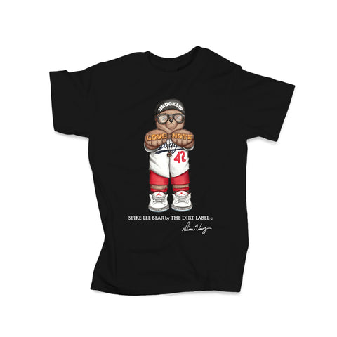 Spike Lee Bear Tee (Black - Limited Edition)