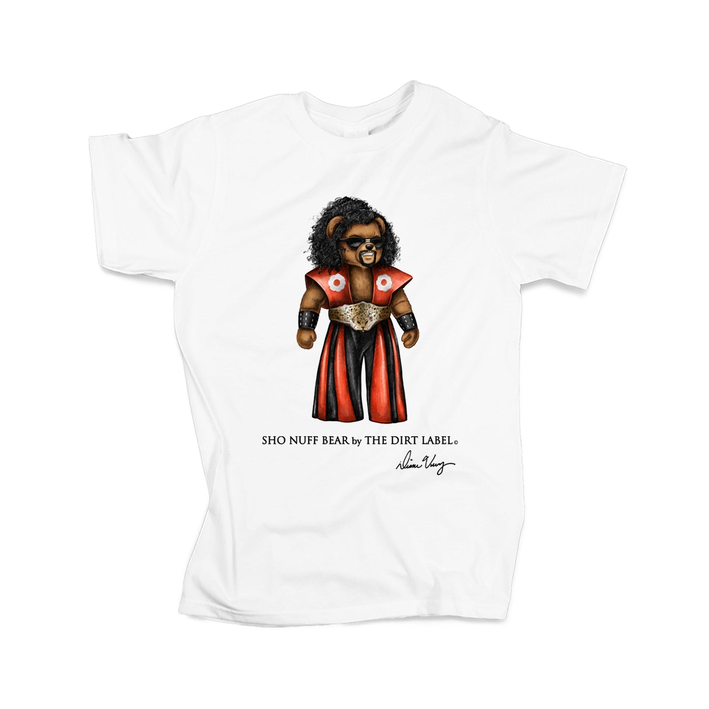 Sho Nuff Bear Tee (Limited Edition)