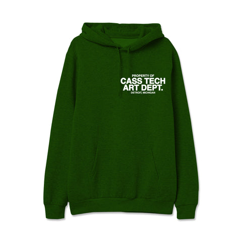 Cass Tech (Hoodie - Limited Edition) TDL