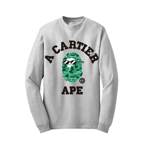 Cartier Ape Sweatshirt (Limited Edition) TDL