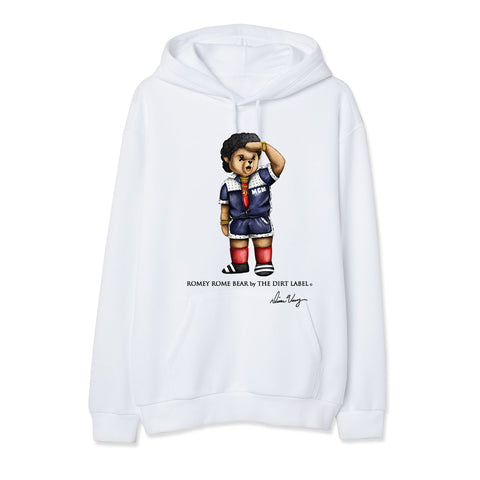 Romey Rome Bear Hoodie  (Limited Edition)