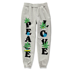Peace & Love (Joggers - Limited Edition) TDL