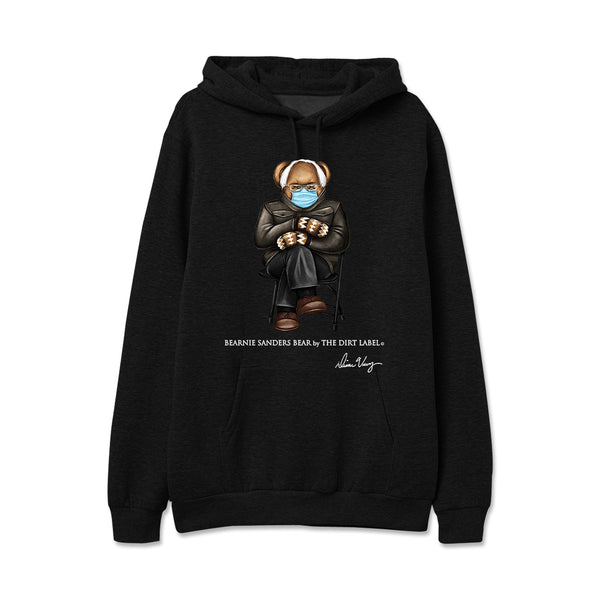 Cartier Ape (Black Sweatshirt)