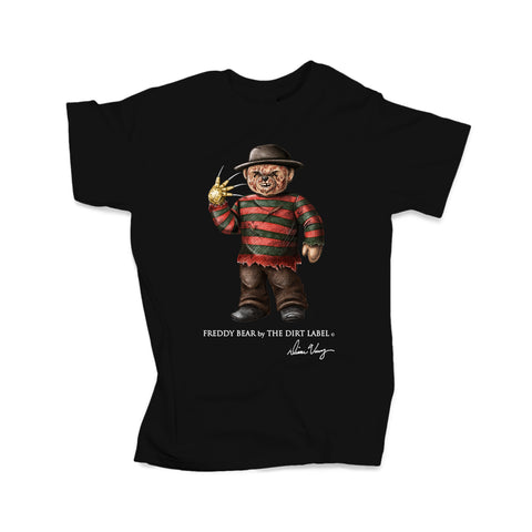 Freddy Bear Tee (Black - Limited Edition)