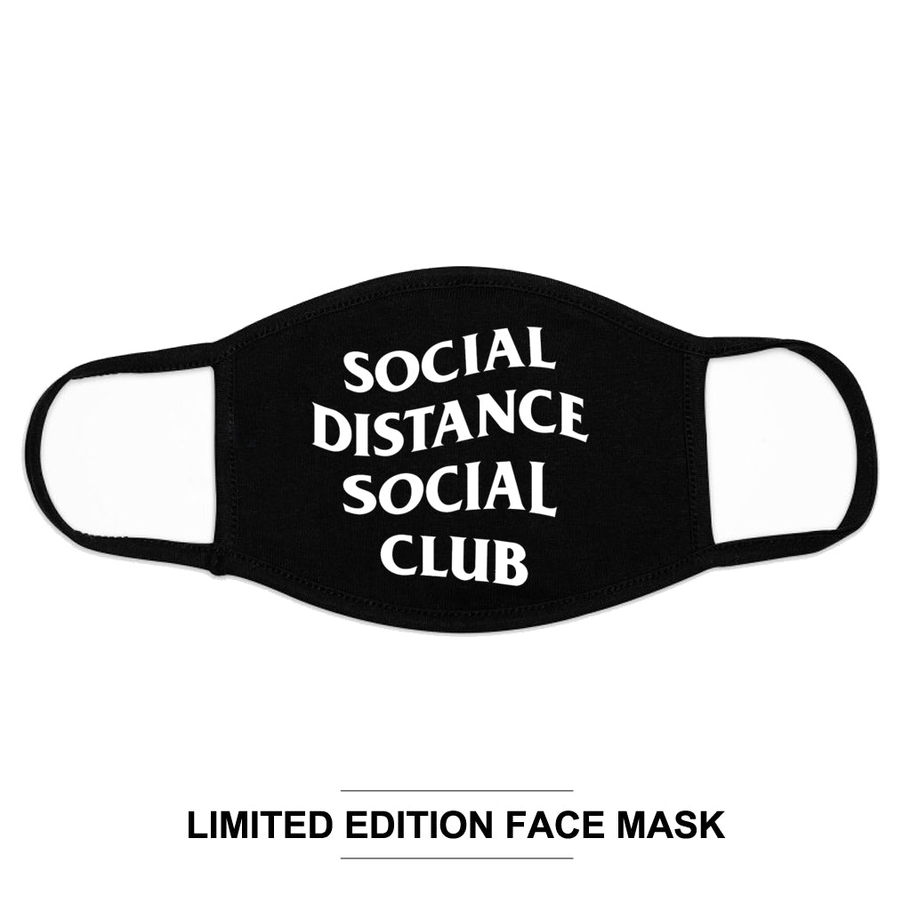 Social Distance Social Club (Mask) TDL