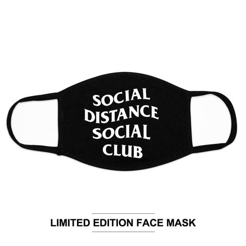 Social Distance Face Mask - TDL
