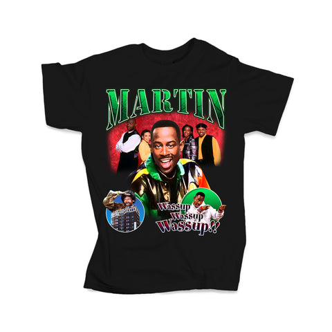 Martin Tee (Black - Limited Edition)