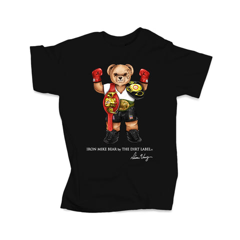 Iron Mike Tee (Black - Limited Edition)