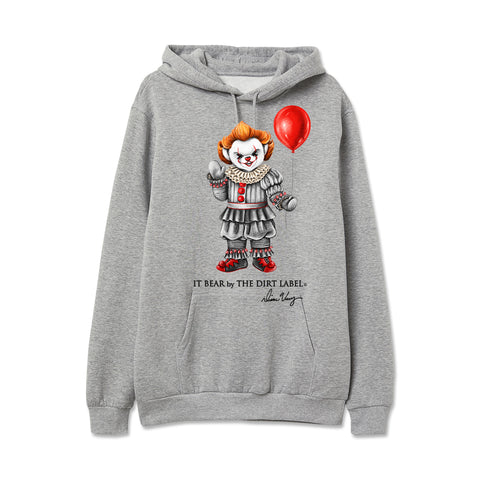 IT Bear Hoodie (Grey)