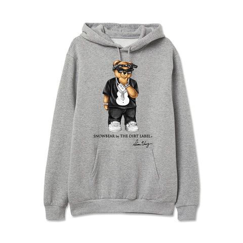 Snowbear Hoodie (Grey - Limited Edition)