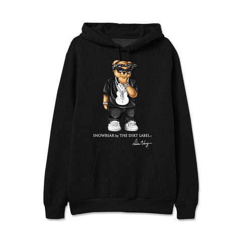 Snowbear Hoodie (Black - Limited Edition)