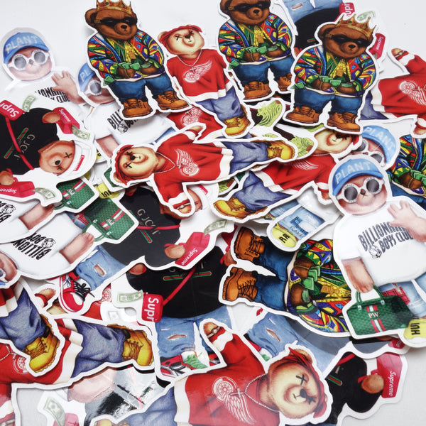 Bears Sticker Pack