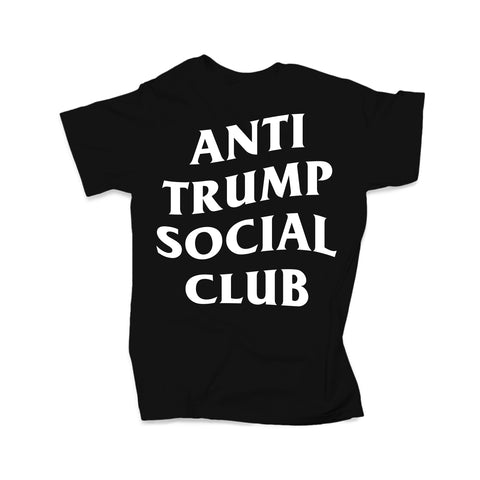 Anti Trump Social Club Hoodie in Red - (Limited Edition) - TDL