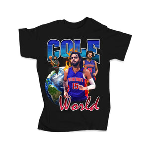 Cole World Tee (Black - Limited Edition)