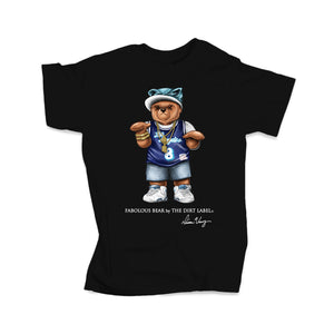 Fabolous Bear Tee (Black - Limited Edition)