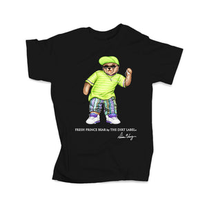 Fresh Prince Bear Tee - Limited Edition (Black)
