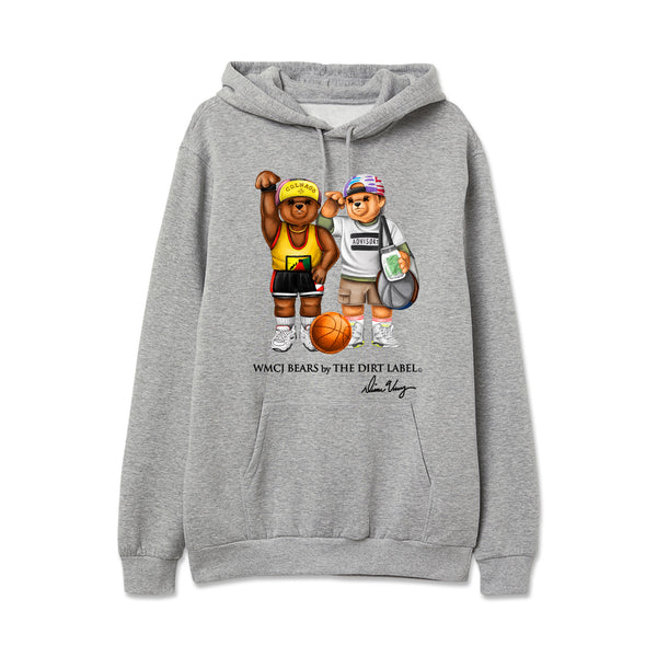 Barry Sanders Bear Hoodie - Limited Edition