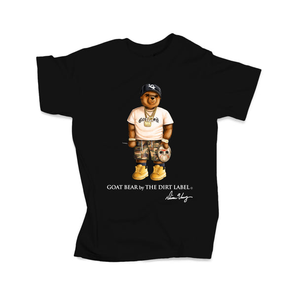 Jordan Bear White Tee (Limited Edition)