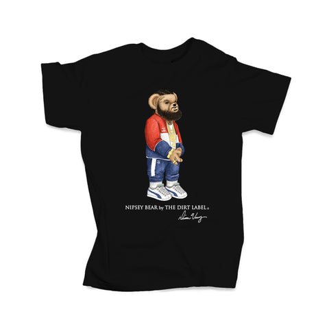 Nipsey Tee (Black - Limited Edition)