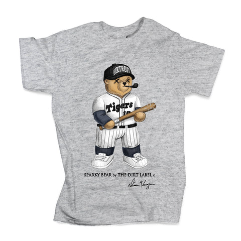 Sparky Bear Tee (Grey - Limited Edition)