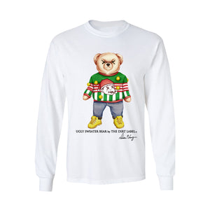 Ugly Sweater Bear (White - Limited Edition)
