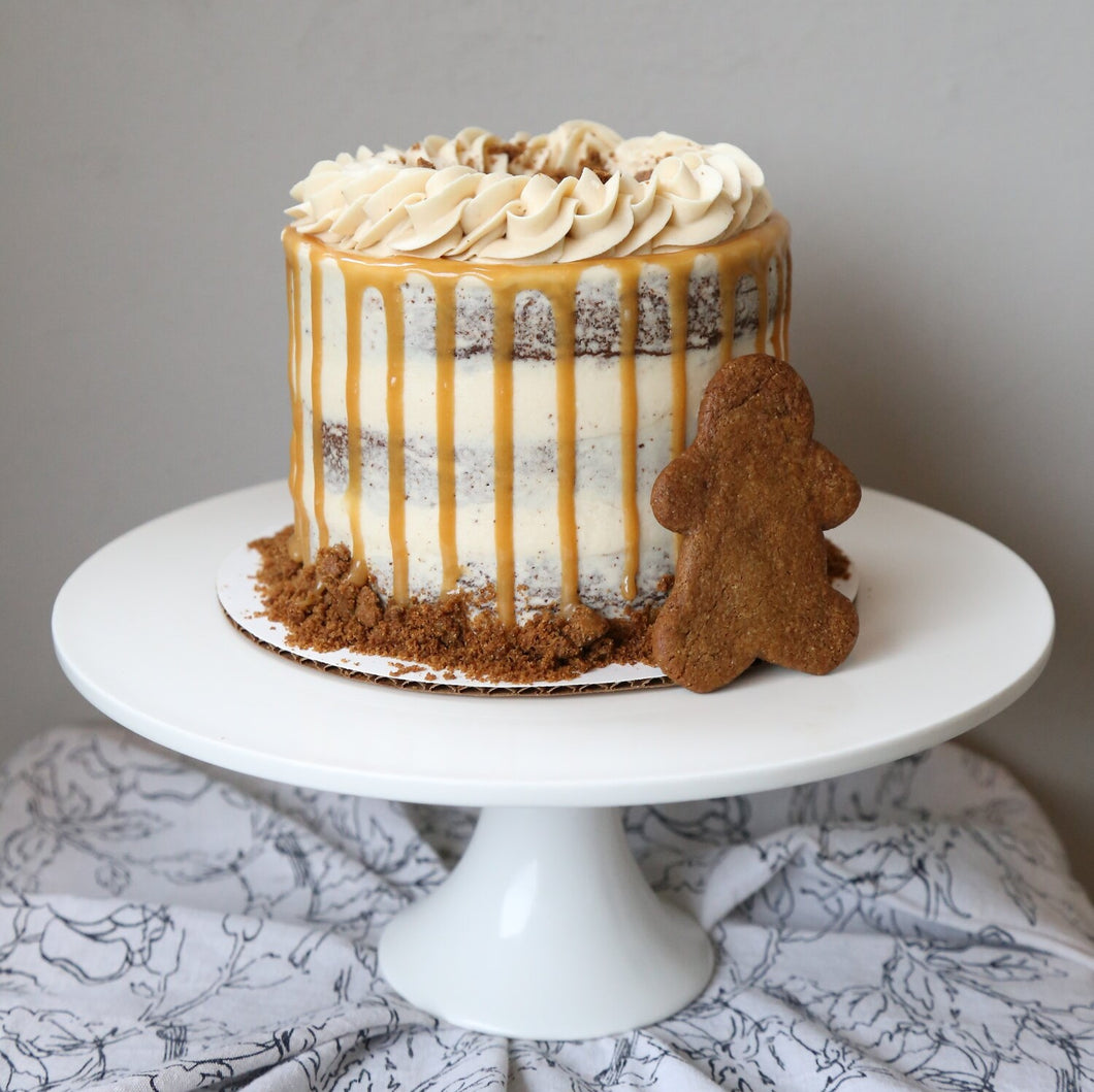 Gingerbread Cake - Leo & Co. Bakery