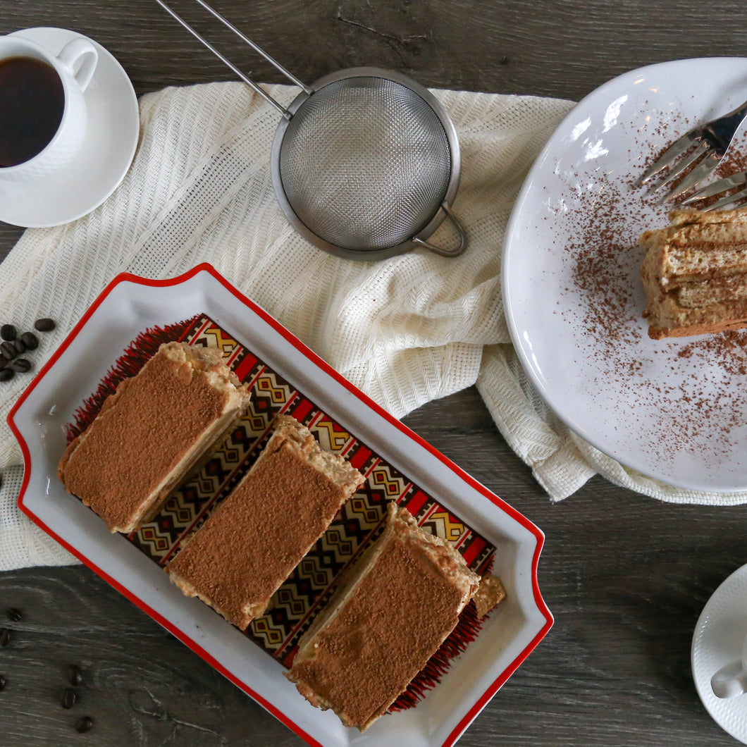 Tiramisu Cake - Leo & Co. Bakery