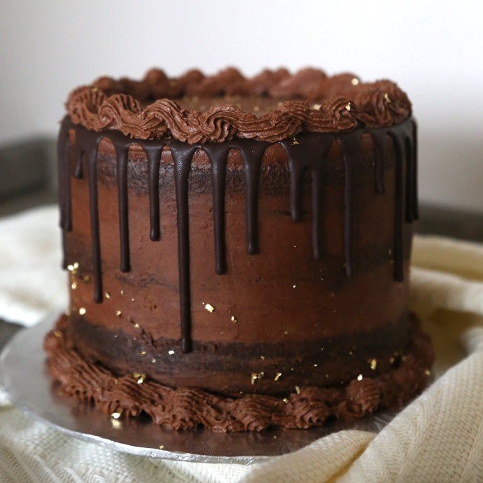 Classic Chocolate Cake - Leo & Co. Bakery