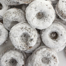 Load image into Gallery viewer, Raspberry Powdered Doughnuts (K) 6-Pack - Leo & Co. Bakery